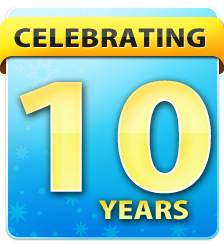 celebrating 10 years Rancho Cordova Irrigation Repair