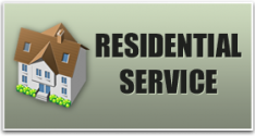 We cover residential service